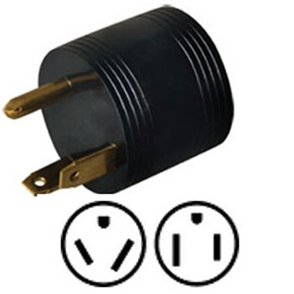 Picture of Surge Guard Surge Guard (R) 30M/15F Power Cord Adapter 095225508 69-7634