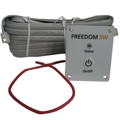 Picture of Xantrex  Inverter Remote Control for Freedom SW2012/ SW3012 w/25' Cable 808-9002 69-8096
