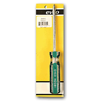 Picture of AP Products Evco Green Handle #1 Square Recess Screwdriver 009-HDQB1C 69-8245