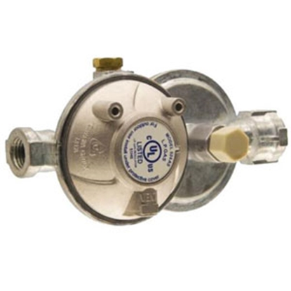 Picture of Cavagna  Two-Stage Horizontal Vent 9:00 LP Regulator Kit 52-A-490-0008B 69-8630