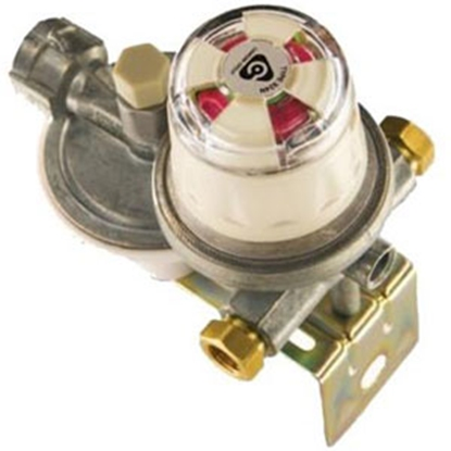 Picture of Cavagna  LP Tank Automatic Changeover Regulator Kit (Clam) 52-A-890-0006C 69-8632