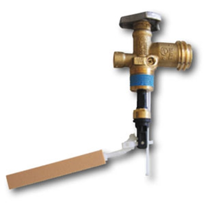 "Picture of Cavagna  Type 1 OPD LP Tank Valve for Cavagna 30 PSI w/ 4"" Dip Tube 82-9-890-8014 69-8636"