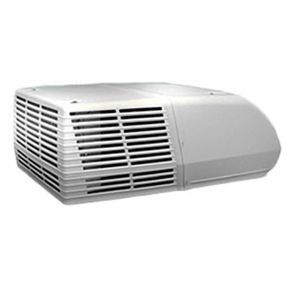 Picture of Coleman-Mach  White Air Conditioner Shroud For Coleman-Mach Air Conditioners 6727-3761 69-8716