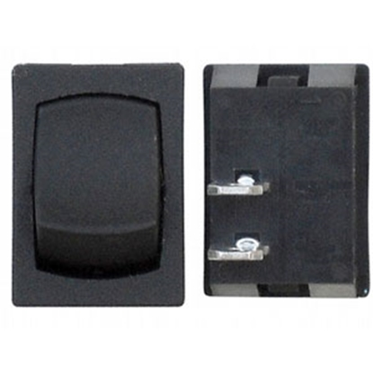 Picture of Diamond Group  3-Bag Black 125V/ 16A SPST Mini Rocker Switch For Water Pumps B2-18 69-8830
