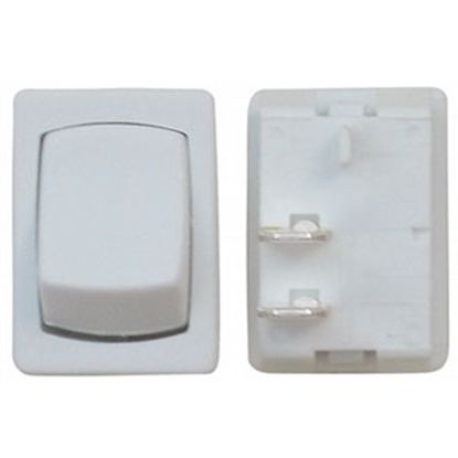 Picture of Diamond Group  3-Bag White 125V/ 16A SPST Mini Rocker Switches For Water Pumps B2-56 69-8832