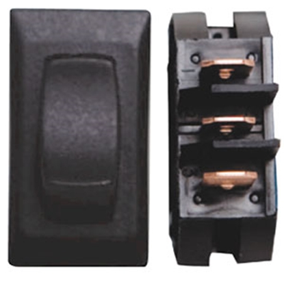 Picture of Diamond Group  3-Piece Black SPST Rocker Switch C1-26-U 69-8833