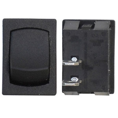 Picture of Diamond Group  3-Bag Black 125V/ 16A DPST Rocker Switches For Water Pumps H2-28 69-8848