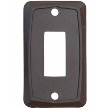 Picture of Diamond Group  3-Pack Brown Single Opening Switch Plate Cover P7118 69-8862