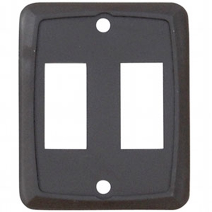 Picture of Diamond Group  3-Pack Brown Double Opening Switch Plate Cover P7218 69-8866