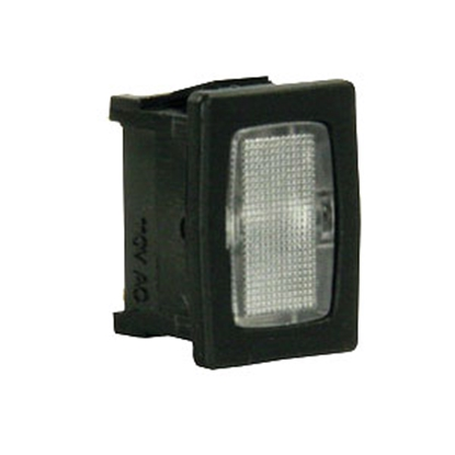 Picture of Diamond Group  14V Clear Indicator Light w/Black Case Z6-00 69-8888