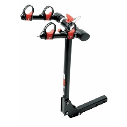 """Picture of Rola  1-1/4"""" or 2"""" Receiver Mount Class I/II or III/IV TX(TM) 2-Bike Carrier 59400 69-8897"""