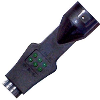 Picture of De-Bug Plug  7 & 4-Way Circuite Tester DBP7+4 69-8899