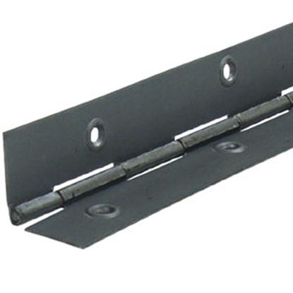 """Picture of ETD  Aluminum .063 x 4"""" x 72"""" Continious Hinge ETD333 69-9040"""