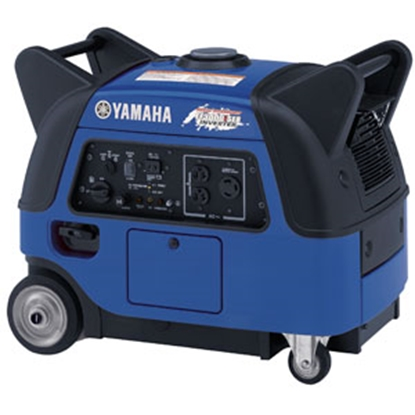 Picture of Yamaha  3000W Gasoline Recoil Start Inverter Generator EF3000IS 69-9077