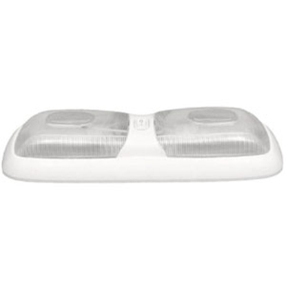 Picture of Gustafson  Clear Lens Double Euro Style Dome Light AM4002 69-9091