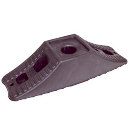 Picture of Hopkins FloTool Single Grey Polypropylene Wheel Chock 11933MIE 69-9109