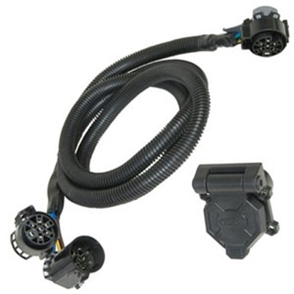 Picture of Hopkins OEM Series Trailer Wiring Connector Kit, Ford 5Th Wheel Harness 41157 69-9123