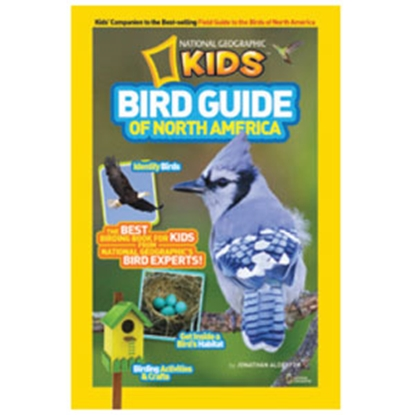 Picture of National Geographic  Kids Bird Guide To North America BK26310942 69-9365