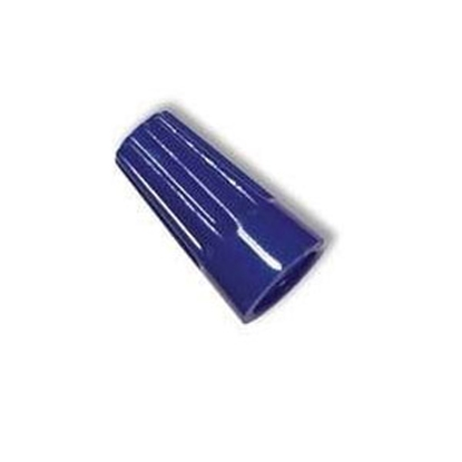 Picture of Noco  100/box Blue, 16-14 Gauge Plastic Wire Nut VT8005 69-9370