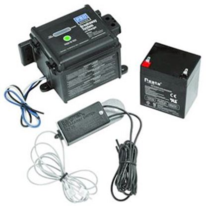 Picture of Pro Series Hitches Push To Test Trailer Breakaway Kit w/Battery Charger for 1-3 Axles 50-85-320 69-9495