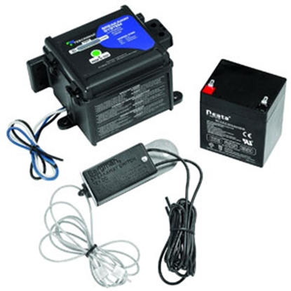 Picture of Tekonsha  Push-to-Test Breakaway System w/ Multi-Stage Integrated Charger 50-85-325 69-9496
