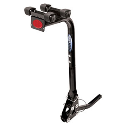 "Picture of Pro Series Hitches Eclipse 2-Bike Q Slot w/ Tilt 1-1/4"" Receiver Hitch Mount Bike Rack 63120 69-9500"