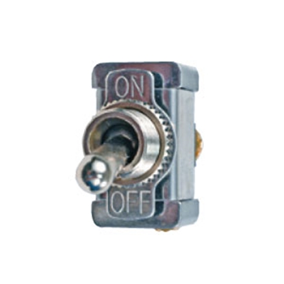 Picture of Pollak  12V/ 20A SPST Toggle Switch 34-571 69-9528