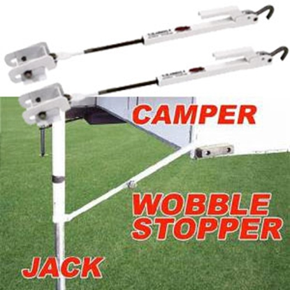 Picture of Torklift FastGun WobbleStopper 2-Set Square Lockable Camper Stabilizer A7016 69-9914