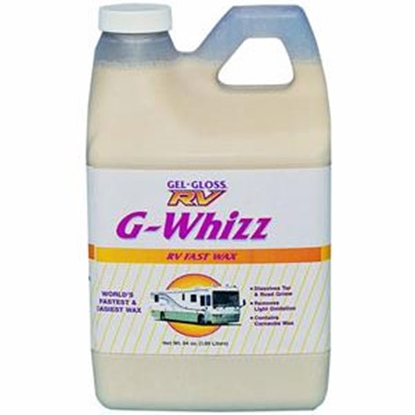 Picture of Gel-Gloss  64 oz Can Liquid Carnauba Car/ RV Wax GW-64 69-9926