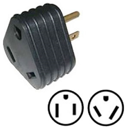 Picture of Surge Guard Surge Guard (R) 15M/30F Power Cord Adapter 09521TR08 69-9927