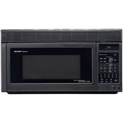 Picture of Sharp Sharp (R) 1.1 CF 850W Black Microwave R1875T 69-9974