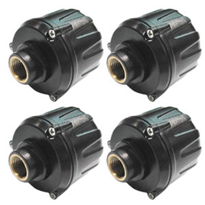 Picture of TST Tire Pressure Monitoring System (TPMS) Sensor 4-Pack Valve Stem Cap Tire Pressure Monitor Sensor TST 507-TOW PACK 69-9985