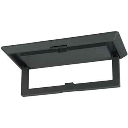 """Picture of Diamond Group  Gray 12"""" Wall/Ceiling Mount Collapsible Cloths Rod 52483 70-0098"""