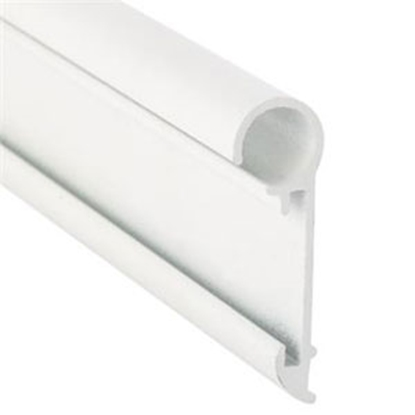 "Picture of AP Products  192"" Polar White Awning Rail 021-13701-16 70-2768"