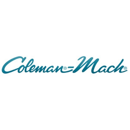 Picture of Coleman-Mach  Black Single Stage Heat/Cool Mechanical Wall Thermostat 7330F3852 70-6181