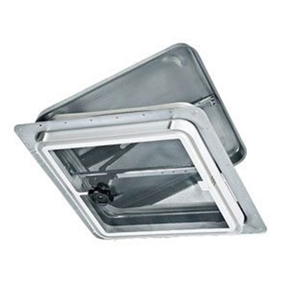 "Picture of Ventline V2110-501-00 Roof Vent 14.25"" X 14.25"""