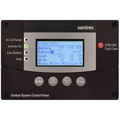 Picture of Xantrex  Inverter Remote Control for Freedom SW Series 809-0921 71-0070