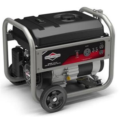 Picture of Briggs & Stratton  3500W Gasoline Recoil Start Generator 030676 71-2672