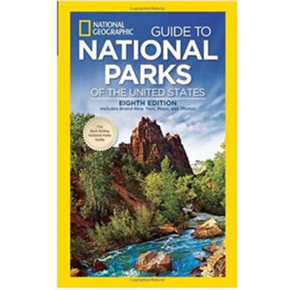 Picture of National Geographic  National Park 100th Birthday Guide BK26216510 71-3838