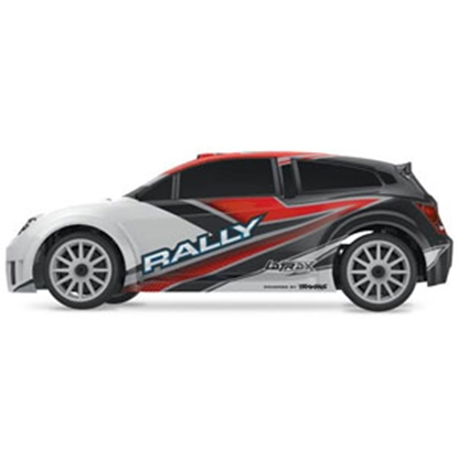 Picture of Traxxas Rally Latrax Red Multi-Terrain Race Car RC Vehicle 750541RED 72-0384