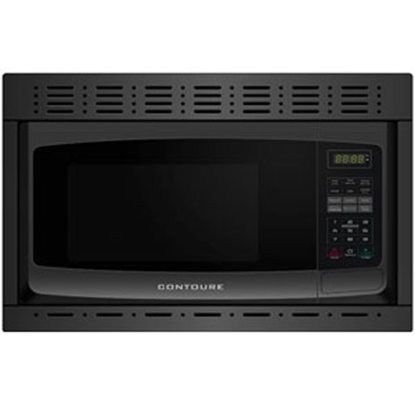 Picture of Contoure RV-980B 1.0 Cubic Ft. 900W Black Microwave