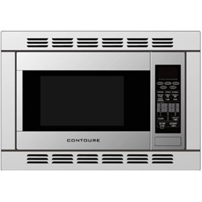 Picture of Contoure  1.2 CF 1000W SS Microwave w/Trim Kit RV-190S-CON 72-5394