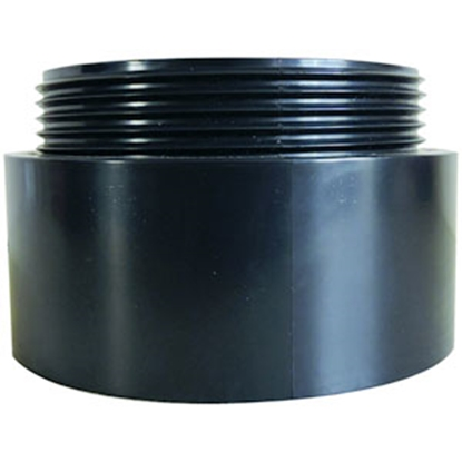 "Picture of Valterra Drain-Waste-Ventilation 1-1/2"" Hub x MPT Adapter Waste Valve Fitting D50-2927 89-8362"