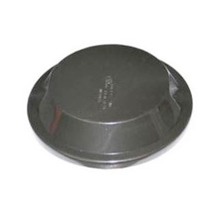 "Picture of Ventline  Smoke Plastic 14"" x 14"" Roof Vent Lid BVA0502-03 90-1071"