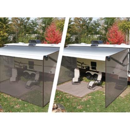 Picture of Lippert Solera Classic Shades 8' Awning Sun Block Panel 3833980608 90-1873