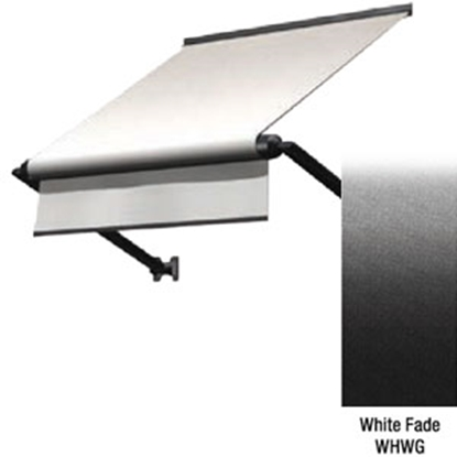 Picture of Lippert Solera 16' White Fade w/ White WG Universal Vinyl Patio Awning Fabric V000334397 90-2072
