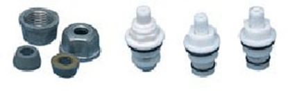 Picture of Phoenix Faucets  Plastic H&C Faucet Stem & Bonnet for Phoenix PF287028 92-5373