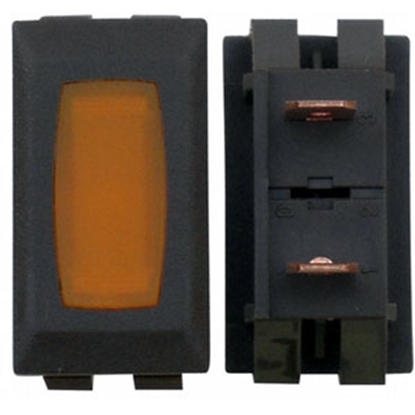 Picture of Diamond Group  3-Pack 14V Amber Indicator Light w/Brown Case ZU-07-14 93-6630