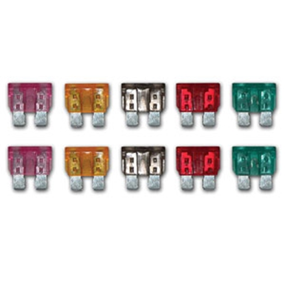 Picture of Battery Doctor  20-Pack ATO Blade Fuse Assortment 24403 94-0654