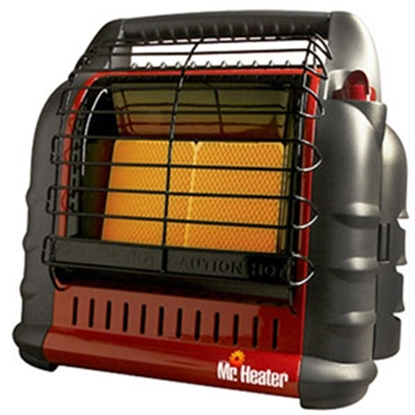 Picture of Mr. Heater Buddy (R) Portable 4000/9000/18000 BTU LP Space Heater F274800 94-8720